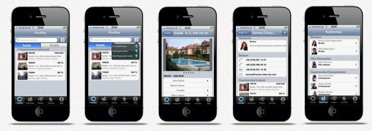 REMAXIDEA iPhone Emlak Uygulaması